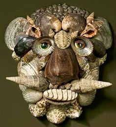 Thomas Boog - Mask  / Beautiful shells @Editors' Choice theeditorschoice.net