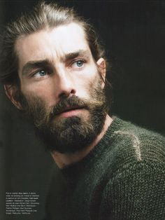 Hair Men Beard Moustache For 2019 Face Men, Male Face, Male Model Face, Men Photography, Portrait Photography, Photography Lighting, Hair And Beard Styles, Long Hair Styles, Male Models