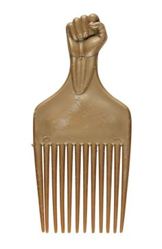 Image result for afro comb