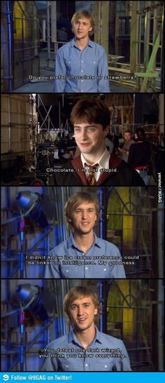 Tom Felton XD