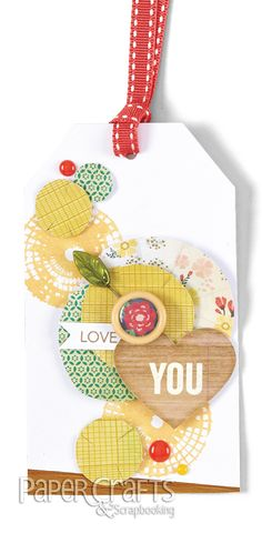 Piradee Talvanna - Paper Crafts & Scrapbooking Simple Patterns for Paper Crafting & Scrapbooking: make tags, maximize supplies, love