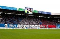 Hansa Rostock gewinnen Wahl zur Choreo des Monats