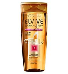 L'Oreal Elseve / Elvive Extraordinary Oil Shampoo 400 ml / 13.3 fl oz -- This is an Amazon Affiliate link. You can get additional details at the image link.
