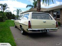 Holden Belmont 1973