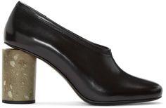 Acne Studios - Chaussures à talons hauts noires Amy