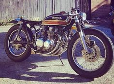 Brat Style #motorcycles #motos | caferacerpasion.com