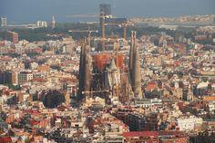 Recuerda: Barcelona un fin de semana Paris Skyline, New York Skyline, Montpellier, Barcelona, Travel, Summer Time, Viajes, Traveling, Barcelona Spain