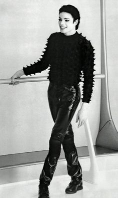 Michael Jackson Leather Pants