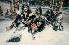 KISS Christmas '76