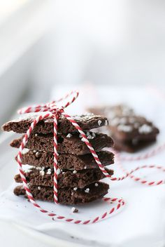 Chocolate cookies #cookies
