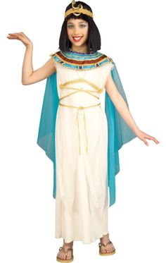 child horrible histories egyptian girl costume - Egyptian Halloween Costumes For Kids