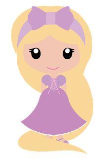 9 Princess Themed FREE Printables- Rapunzel