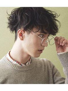 Curly Asian Hair, Korean Wavy Hair, Asian Men Hairstyle, Curly Hair Styles, Perm Hair Men, Dyed Hair Men, Wavy Hair Men, Of Hair, Permed Hairstyles