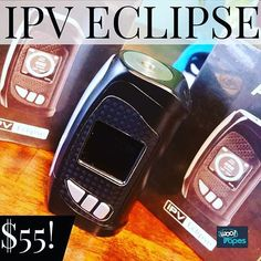 With only a few days left to take advantage of this great sale the IPV eclipse is a steal for this price and an absolute power house of a mod. Come check one out tonight before we close at 9 PM! #IPV #Eclipse #WooVapes All products posted are available at Woovapes.com #ejuice #vaping #vapegram #vapeusa #vapersgram #vape #vapeon #vapelife #vapeshop #vapedaily #vapecommunity #ecig #handckeck #vapor #vapecontest #vaperazzi #subohm #mouthtolung #vapers #vaper #instavaperz #vapeagency…