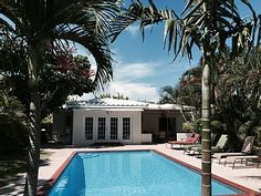 This beautiful Florida Home is located on a large lot in the exclusive Downtown Hollywood Area, 2miles from Hollywood Beach .Featuring large Private outdoor pool (heated). The pool area has an outdoor patio and ...