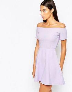 lilac dress ASOS