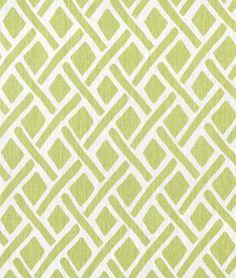 Shop Portfolio Treads New Leaf Fabric at onlinefabricstore.net for $33.45/ Yard. Best Price & Service.