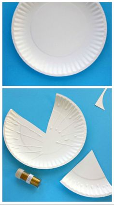Paper Plate Angel Craft for kids to make Paper Plate Crafts For Kids, Crafts For Kids To Make, How To Make, Angel Crafts, Paper Plates, Art Projects, Crafty, Tableware, Fun