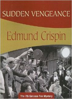 Gervase Fen was an Oxford Don in the 1940's, who was eccentric, absent minded, but surprisingly accurate in any deduction of wrongdoing. His character is featured in 11 adventures by Bruce Montgomery, noted composer (AKA Edmund Crispin, named after a character in another English theatrical mystery)