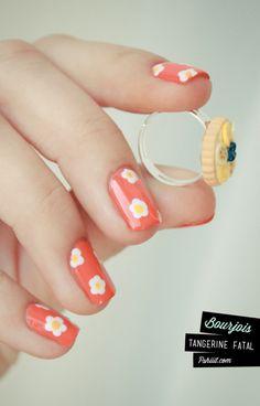 I <3 this nail art! I will rate it 5 stars!