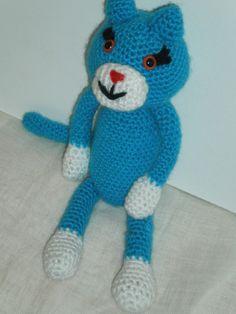 Gato / Amigurumis y más Crochet - Artesanio