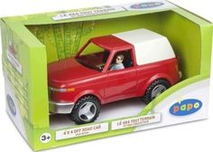 Papo 4 x 4 off road car and driver `One size Comes with the Driver character Fabrics : Plastic 25 cm x 11 cm x 11 cm http://www.comparestoreprices.co.uk/january-2017-7/papo-4-x-4-off-road-car-and-driver-one-size.asp