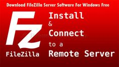 Download FileZilla Server Software For Windows Free - Pakistan Computer Urdu IT Tutorial