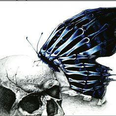 The beautiful death(no effect) #일러스트 #dailydrawing #illustration #pencil #pencildrawing #portfolio #포트폴리오 #소묘 #watercolor #watercolour #design #skull #korean #TalentedPeopleInc by minkyu_88