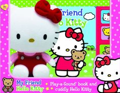 Hello Kitty: My Friend Hello Kitty: Play-a-Sound Book and Cuddly Hello Kitty by Editors of Publications International http://www.amazon.com/dp/1450811817/ref=cm_sw_r_pi_dp_al-Nvb0HKB5CZ