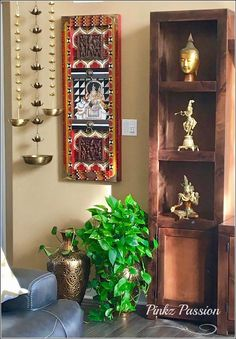 ethnic home decor Pinkz Passion : Aesthetically Evolved Home (Home Tour of Vijendran Family) Indian Interior Design, Indian Home Design, Interior Shop, India Home Decor, Ethnic Home Decor, Boho Decor, Indian Room Decor, Pooja Room Door Design, Indian Living Rooms