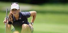 Paula Creamer's putting is holding her back at the Wegman's LPGA Championship.