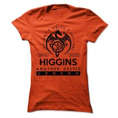 #Hoodie... Nice T-shirts (New T-Shirts) Higgins CELTIC T-SHIRT - WeedTshirts  Design Description: IF YOURE PART OF THE Higgins CLAN, then this shirt is for you! Whether you were born into it, or were lucky enough to marry in, show your strong CELTIC Pride by getting this lim...