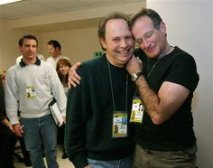 """Billy Crystal paid tribute to Robin Williams, his longtime friend and fellow comedian, at the Emmy Awards on NBC tonight. Crystal honored Williams as part of the traditional """"in memoriam"""" segment... Entertainment News Summaries. 