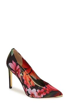 Ted Baker London 'Neevo' Pointy Toe Pump (Women) available at #Nordstrom