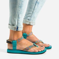 Teva® Official | Women's Original Sandal | Free Shipping at Teva.com  Good bye Chacos and Keens? Am I traveling back in time to Tevas?