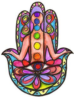 Hamsa Tattoo Design, Hamsa Hand Tattoo, Hamsa Art, Hamsa Design, Tattoo Designs, Hamsa Painting, Hippie Painting, Hamsa Drawing, Chakra Tattoo