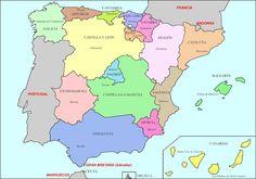 Comunidades Autónomas, resuelto