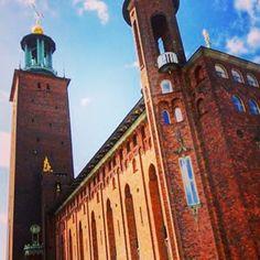 """I have never tried that before, so I think I should definitely be able to do that."" #pipilongstocking #astridlindgren #stockholm #sweden #scandanavia #thisismyeurope #architecture #unlimitedscandinavia"