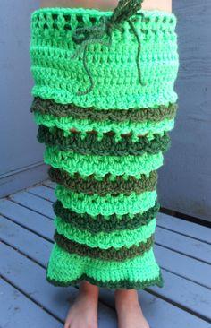 Crochet Mermaid Tail Toddler handmade mermaid by kristieJcrochet, $42.00