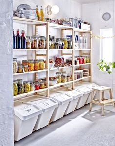 Catalogue IKEA 2015 Complet - Full - Photos et Vidéos -You can find Ikea 2015 and more on our website.Catalogue IKEA 2015 Complet - Full - Photos et Vidéos - Ikea 2015, Ikea Kitchen Storage, Garage Storage, Kitchen Organization, Ikea Storage, Basement Storage, Storage Ideas, Organization Ideas, Kitchen Pantry
