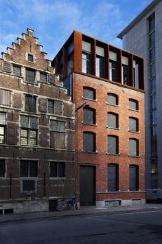 Kendall-Kantoorgebouw | VAi - Vlaams Architectuurinstituut