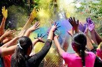 Holi, le festival des couleurs, Inde, photo 05