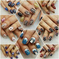 #christmasnailart #holidaysnails #glitternails #blingbling #nailswag #nailstagram #lovemanicure #nailitmag #nailartclub #nailartist #nailartwow #nailartoohlala #instanails #nailtech #naildesign #nail #crystalnails #barbiefingers #nailit #nailpro #nailprodigy #nailpromote #nailpro #nailitmag