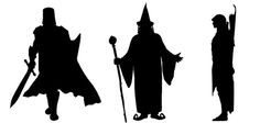 Silhouettes – Costume Design Thoughts