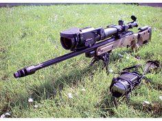 Long Range Rifle L115A3