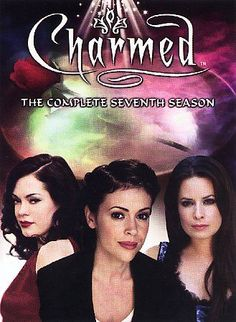 Charmed - The Complete Seventh Season (DVD, 2007, 6-Disc Set)