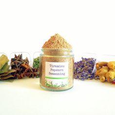 Tiramisu Gourmet Popcorn Seasoning Mix Topping by ALLSPICEEMPORIUM