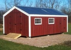 Whatever you need, we've got the right shed plan designed for you. gable sheds. Free Gable Shed Plans. Diy Storage Shed Plans, Outdoor Storage Sheds, Outdoor Sheds, Flat Roof Shed, Run In Shed, Prefab Barns, Barns Sheds, Shed Plans 12x16, Free Shed Plans