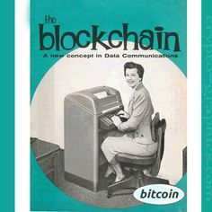 The Blockchain: A new concept in Data Communications Crypto Currencies, Blockchain, Concept, Baseball Cards