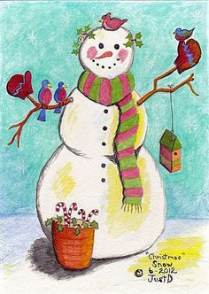 Christmas Snow - Dee Turner